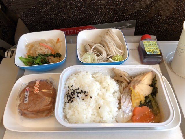 往路日本食
