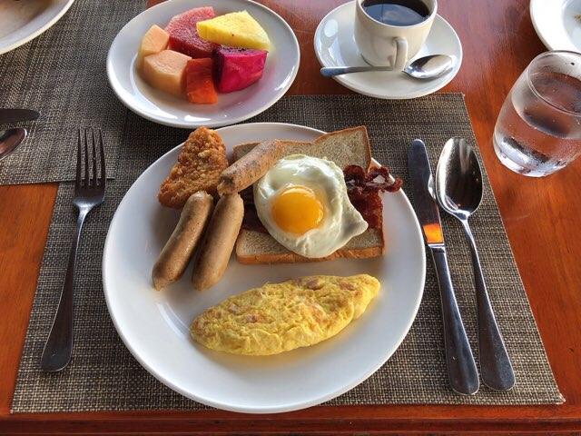 パディ朝食