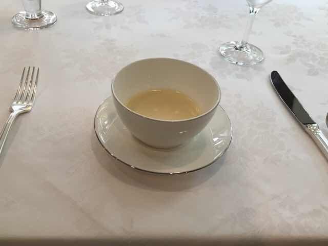 音羽ノ森ランチスープ
