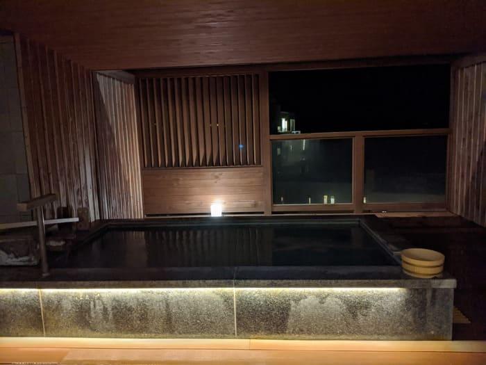 海うさぎ 貸切風呂